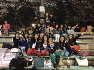 花見2014-4-2